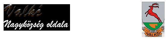 Valkó település honlapja